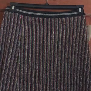 Design Lab Maxi Skirt NWT